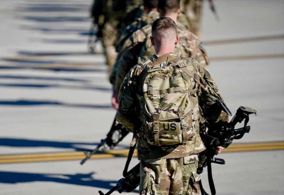 US pullout from Afghanistan at least 13 percent complete: Pentagon