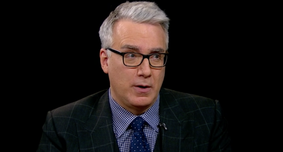 'There must be someone to lie': Keith Olbermann blasts Chuck Todd for featuring Lewandowski on Meet the Press