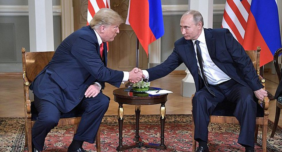 There's no 'innocent explanation' for Trump confiscating notes from Putin meeting: former White House attorney