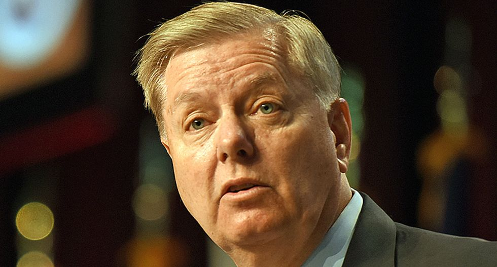 All eyes on Lindsey Graham after passing of Ruth Bader Ginsburg