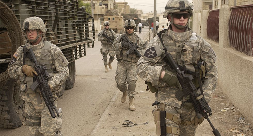US-led coalition pulls trainers from Iraq over virus
