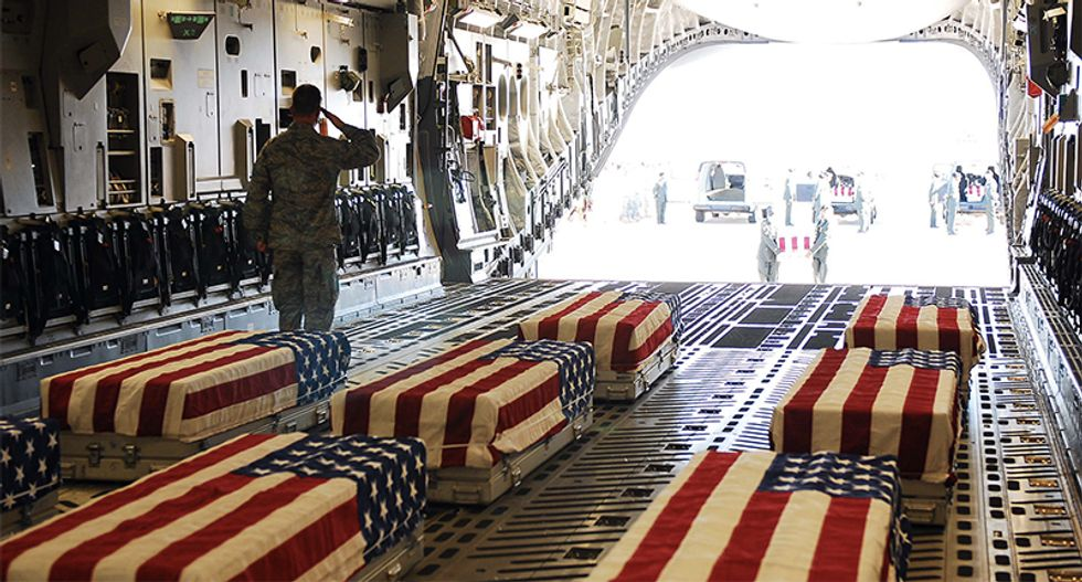 'Several' US soldiers were killed by Afghan insurgents that were paid by Russia: report