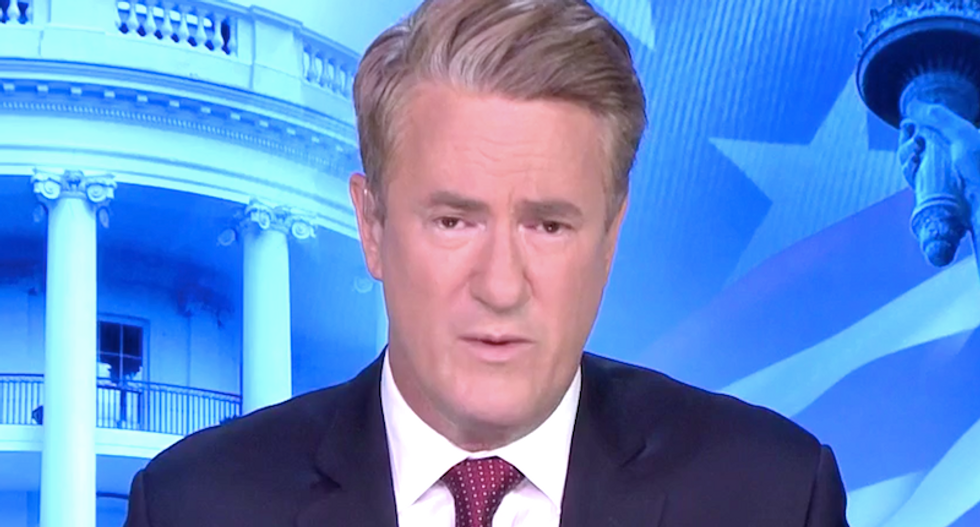 Morning Joe: Putin has 'bumbling, weak, fat fool' Trump in his pocket -- now 'what's the payoff?'