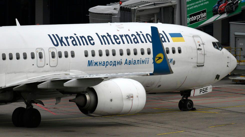 Ukraine jet crashes in Iran, killing at least 170: media
