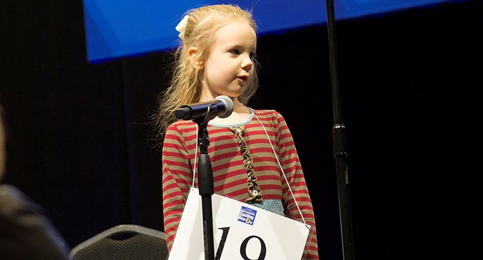 US spelling bee features youngest competitor, new tie breaker
