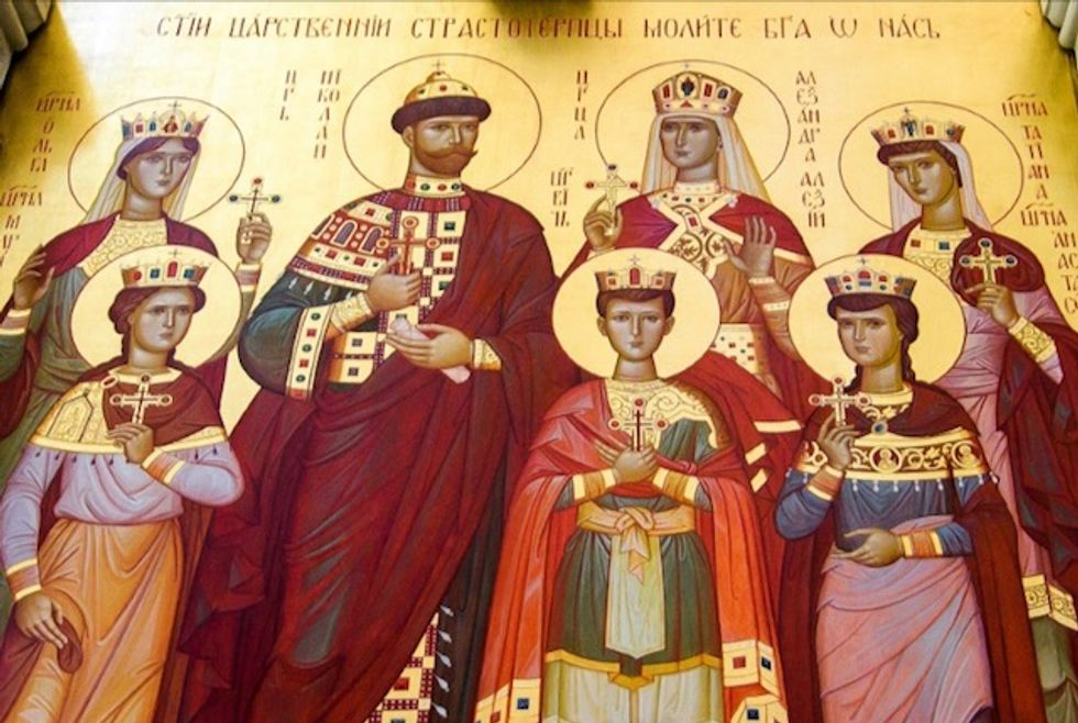 Fresh DNA tests authenticate bones of Russia tsar, family