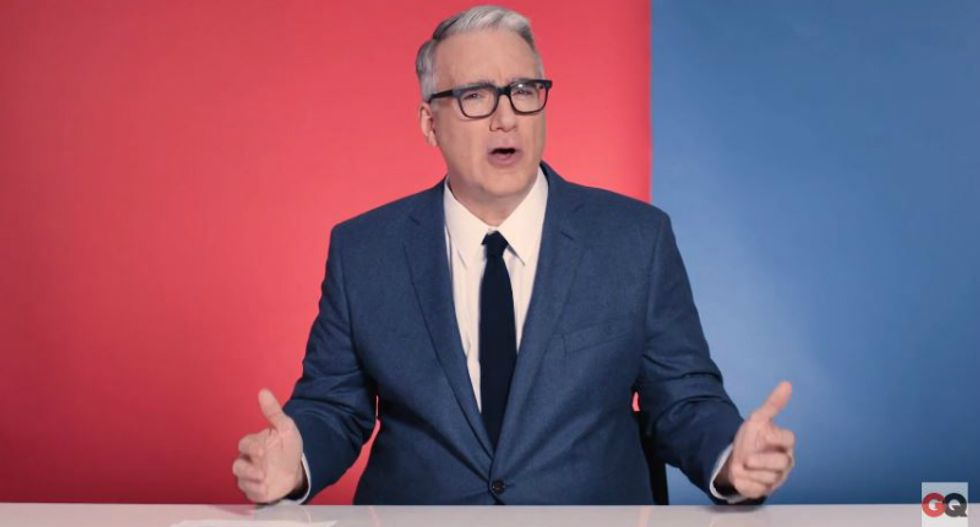 'Mike Flynn has already flipped': Olbermann proves Trump's ex-adviser is likely 'negotiating a deal'