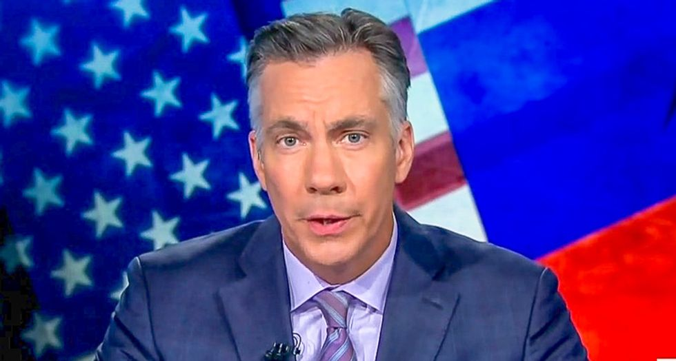 CNN's Sciutto stunned by Trump's newest Ukraine lies: 'Story has changed so many times in just a few days'