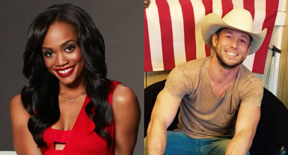 ABC cast a Trump supporter who compared the NAACP to the KKK to date first black Bachelorette: report