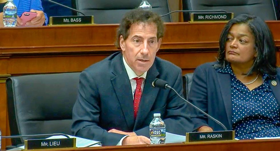 Dem says he won't follow 'Republican standard' on impeachment after admitting obstruction is a 'high crime'