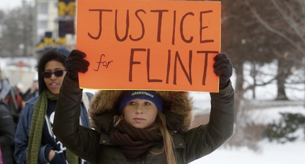 How the Flint water crisis set students back