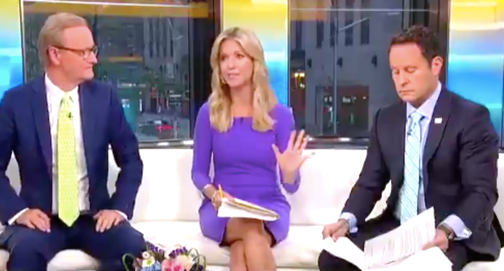 Fox & Friends hosts praise Trump attempted cleanup of Putin surrender: 'He admitted he made a mistake!'