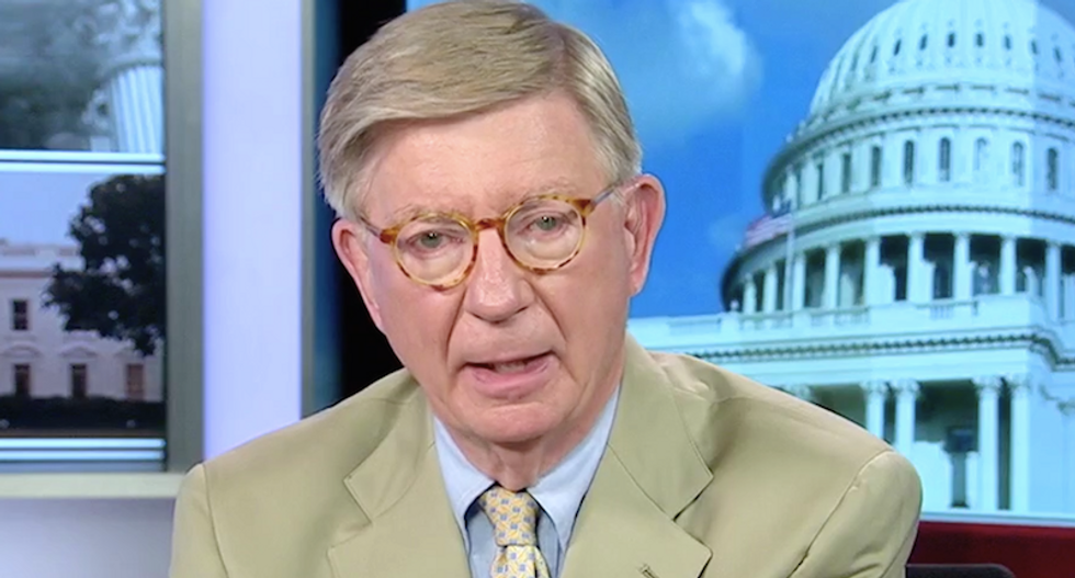 George Will exposes the 'terror' Republicans face after the Trump-Putin summit
