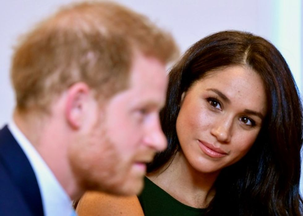 Harry and Meghan sign podcast deal with Spotify