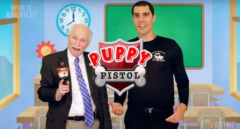 Is it wrong for Sacha Baron Cohen to make fools of the unwitting?