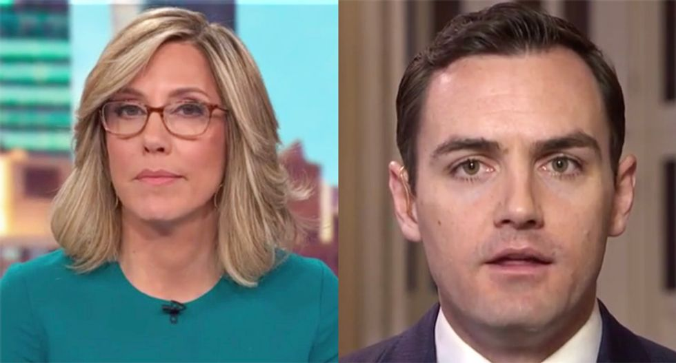 CNN's Camerota puts GOP lawmaker on the spot by pointing out Trump's killing of Suleimani unified Iran