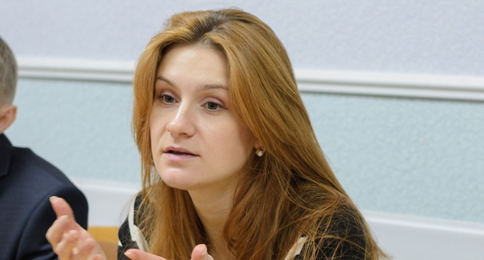 US judge may consider gag order in case of accused Russian agent Maria Butina