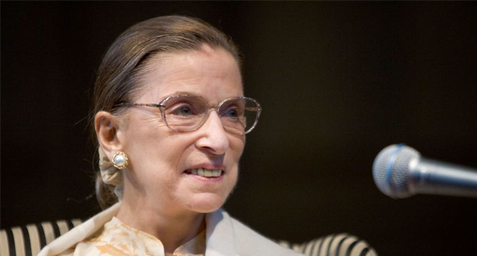 Justice Ruth Bader Ginsburg discharged from hospital: 'She is home and doing well'