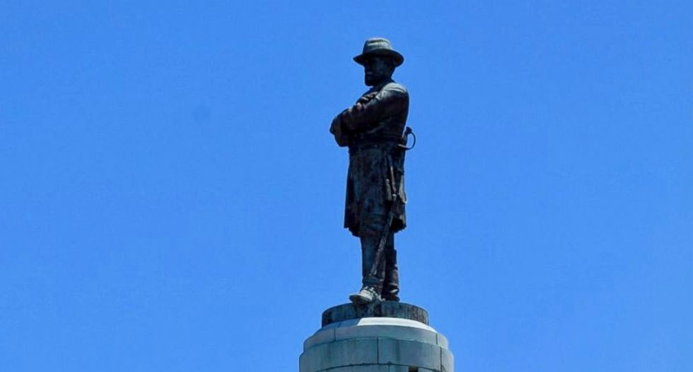 Confederate memorials support a white supremacist ideal whose time has long since passed