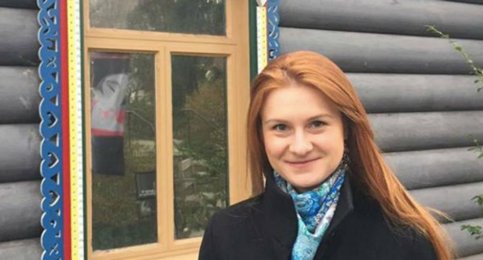Maria Butina sex scandal concocted by Russian media as distraction from spy charges
