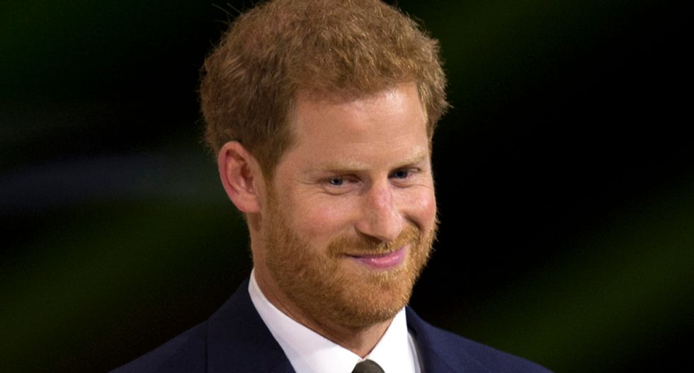 Prince Harry punked into admitting he thinks Trump has 'blood on his hands'
