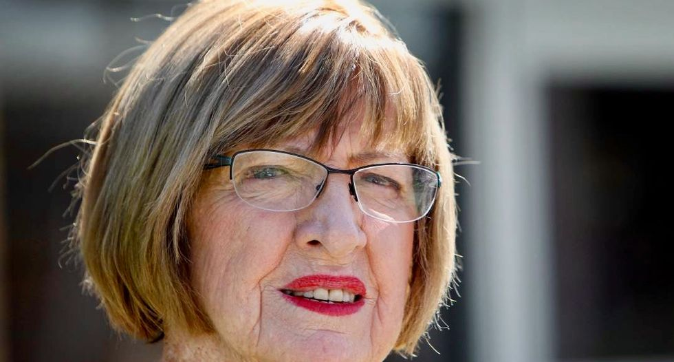 Controversial Margaret Court's anniversary is conundrum at Australian Open
