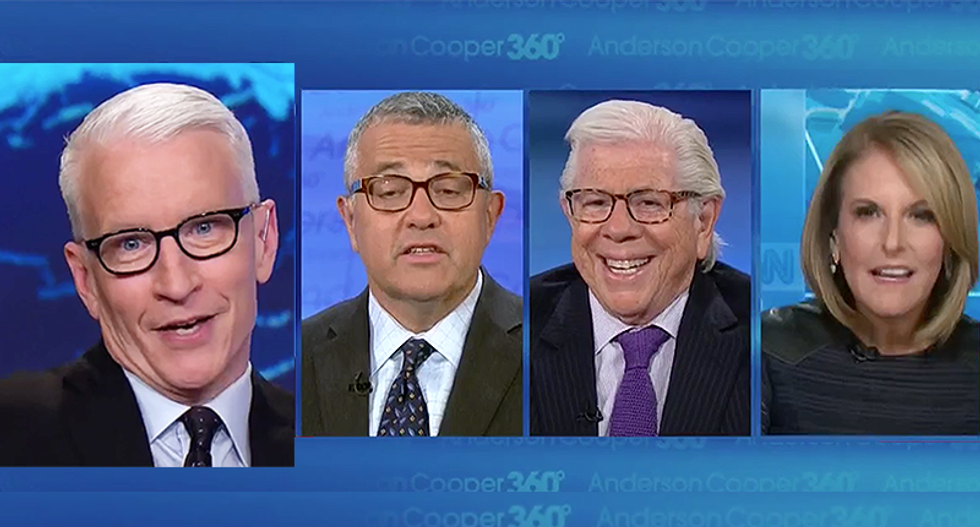 CNN panel laughs out loud at the idea Congress could have 'courage' -- even after Trump after Putin disaster
