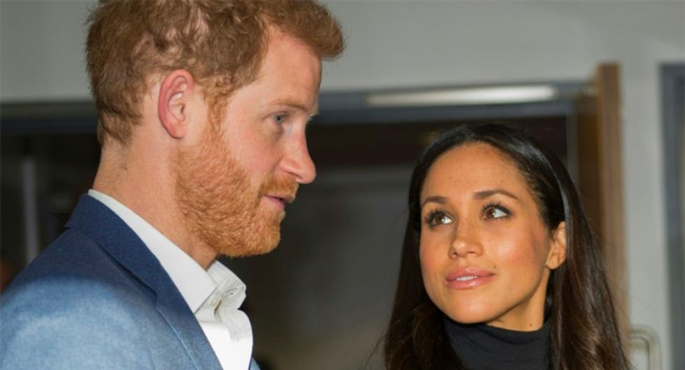 WATCH: Prince Harry explains why he and Meghan are leaving the royal family -- but promises 'a life of service'