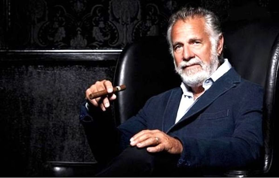 Beer ad's 'Most Interesting Man in the World' says he's had affairs with two Republicans' wives