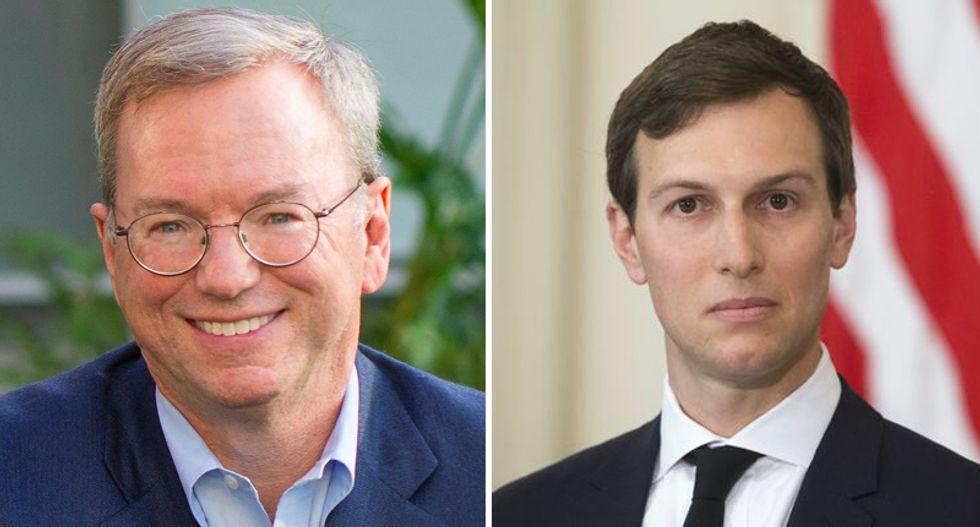 Federal investigation of Google gets shut down one day after Google CEO defends Jared Kushner