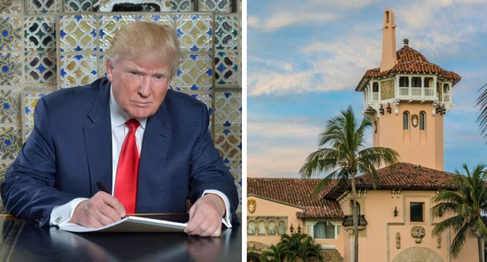 Mar-a-Lago is closed — but the family swimming pool is still open at Trump National Doral: NYT