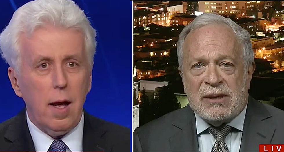 Watch: Robert Reich calls BS on Jeffrey Lord's ridiculous claim that 'coal is the wave of the future'