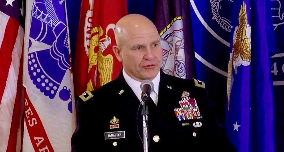 McMaster finally spills the beans: Trump administration infighting reveals some advisors' blatant disregard for Constitution