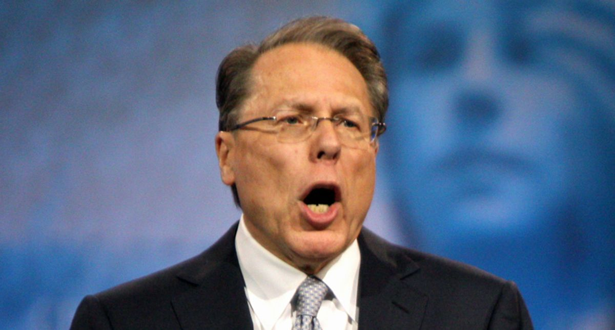 'Nothing less than shocking': Wayne Lapierre and NRA smacked down by federal judge