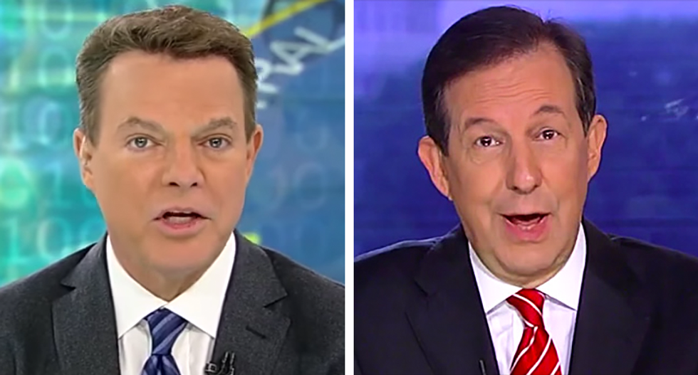 Fox's Chris Wallace and Shep Smith marvel that White House reps are ignorant of Trump's climate views
