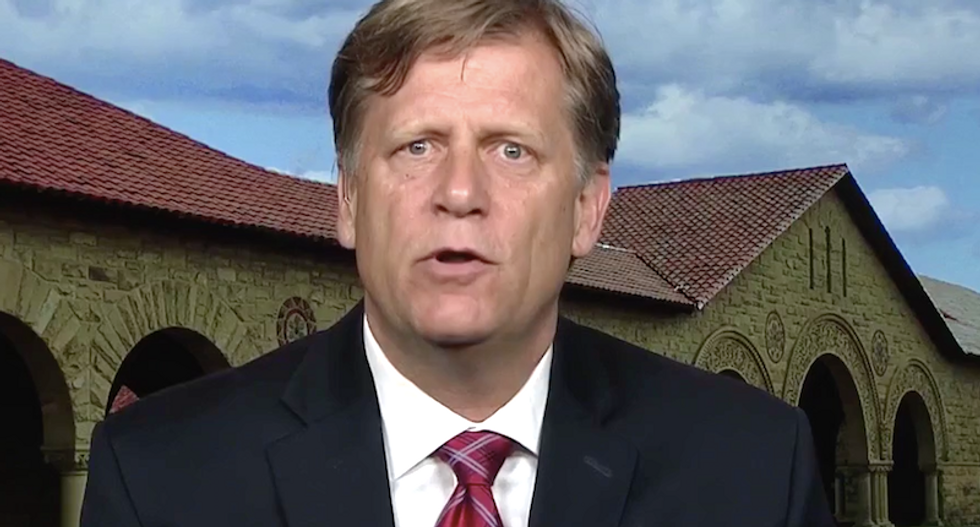 'I can't analyze that': Ex-ambassador confesses he's unable to make sense of Trump's Denmark and Russia rants