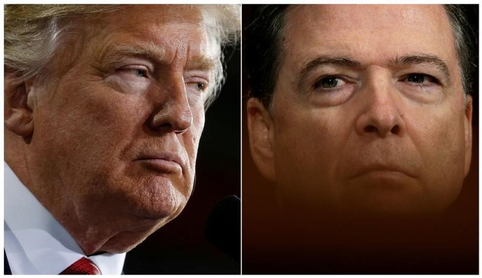 Trump not planning to invoke executive privilege to block Comey testimony: NY Times
