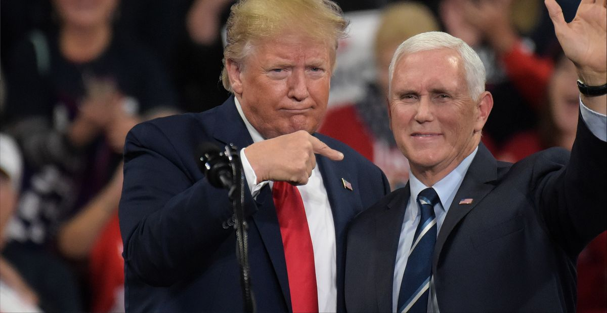 'Now is the time': USA TODAY demands Mike Pence invoke 25th Amendment to remove Trump