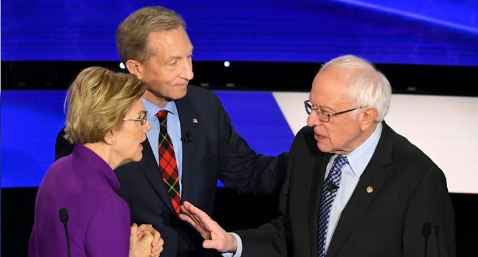 The Democratic debates didn't matter