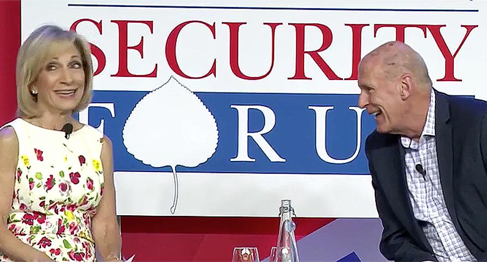 'Say that again?': DNI head Dan Coats stunned as MSNBC host tells him Trump invited Putin to White House