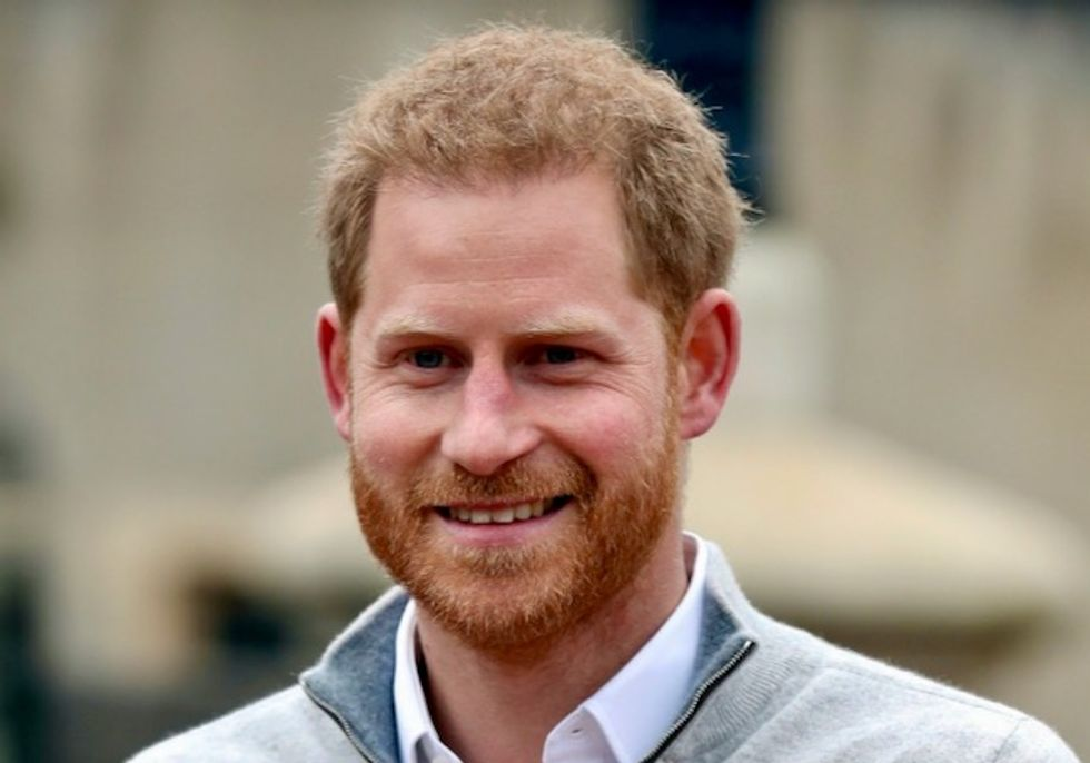 Prince Harry resurfaces after royal bombshell
