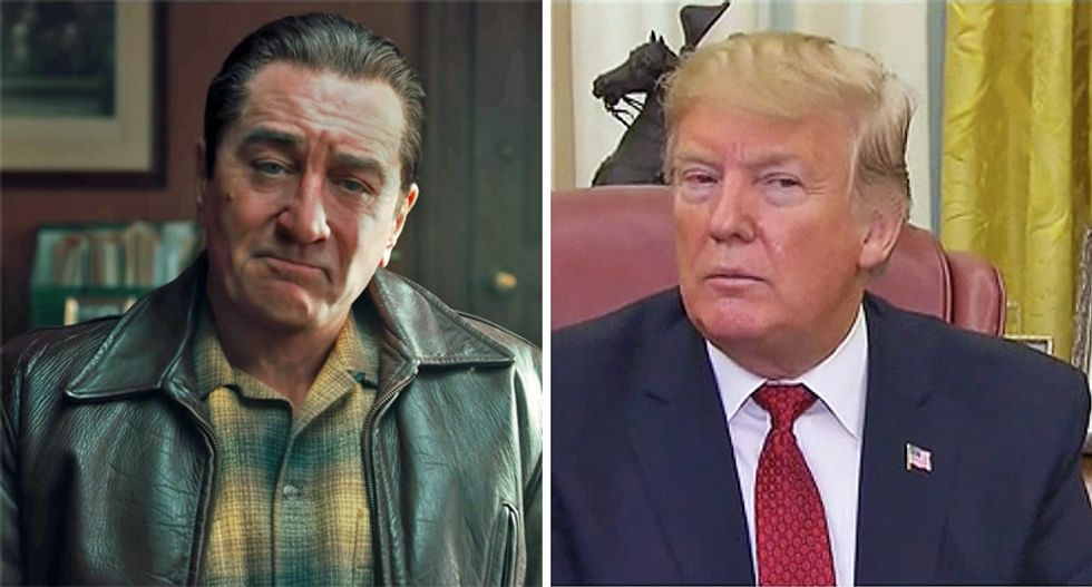 De Niro calls out Trump as a 'mobster' -- and Republicans understand why