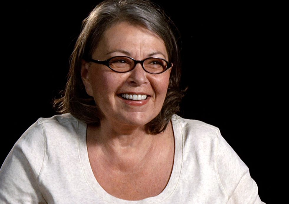 Zionist Roseanne Barr calls Israel founding father Theodor Herzl  a 'dipsh*t'