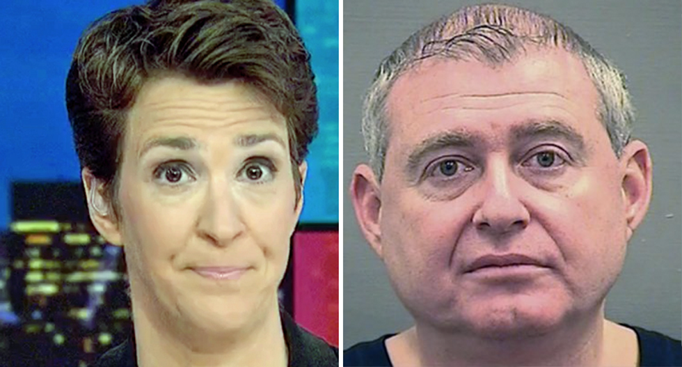 This is how Rachel Maddow will grill Giuliani henchman Lev Parnas during tonight's exclusive interview