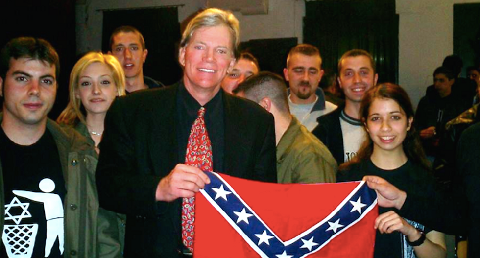 Staff walkout forces Minneapolis bar to close after owner gets outed as David Duke supporter