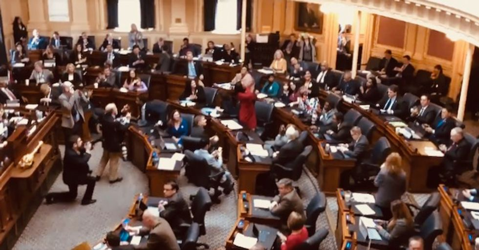 'A truly historic moment': 50 years after Congress passed ERA, amendment meets constitutional threshold with Virginia's approval