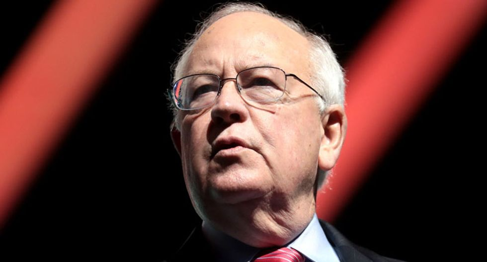 Ken Starr was ousted as president of Baylor University after school was rocked by sexual assault scandals