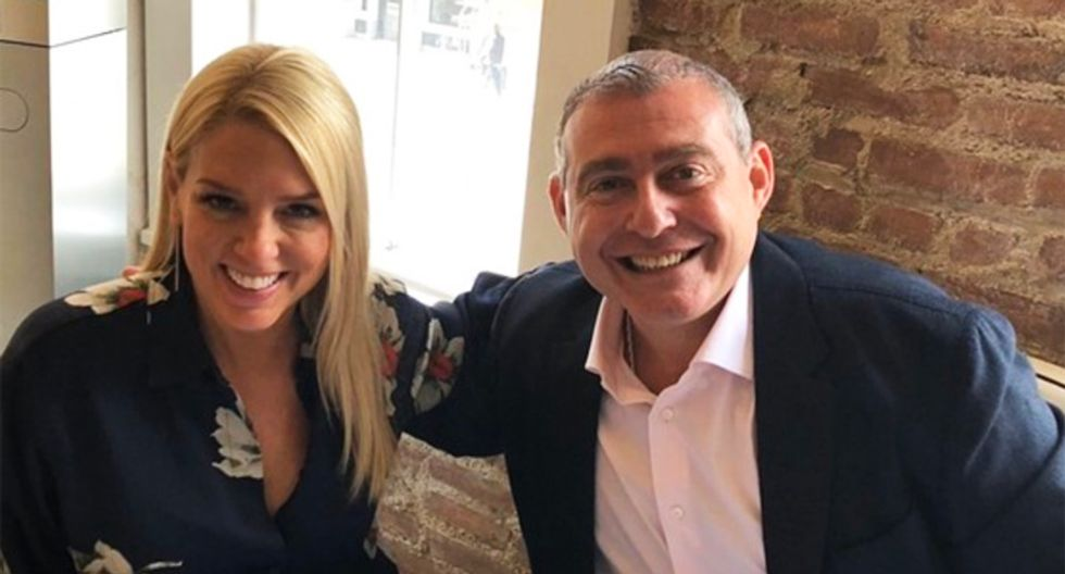 WATCH: Trump lawyer Pam Bondi brushes off her meeting with Lev Parnas during NBC grilling