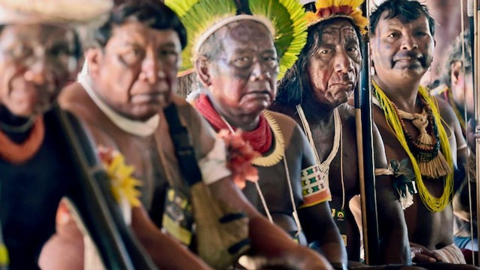 COVID-19: Neglected by government, Amazon tribes turn to traditional medicine