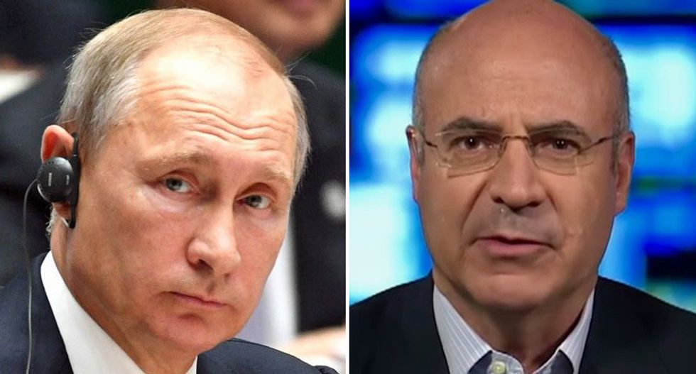Putin's public enemy No. 1 would like to read Robert Mueller's full report